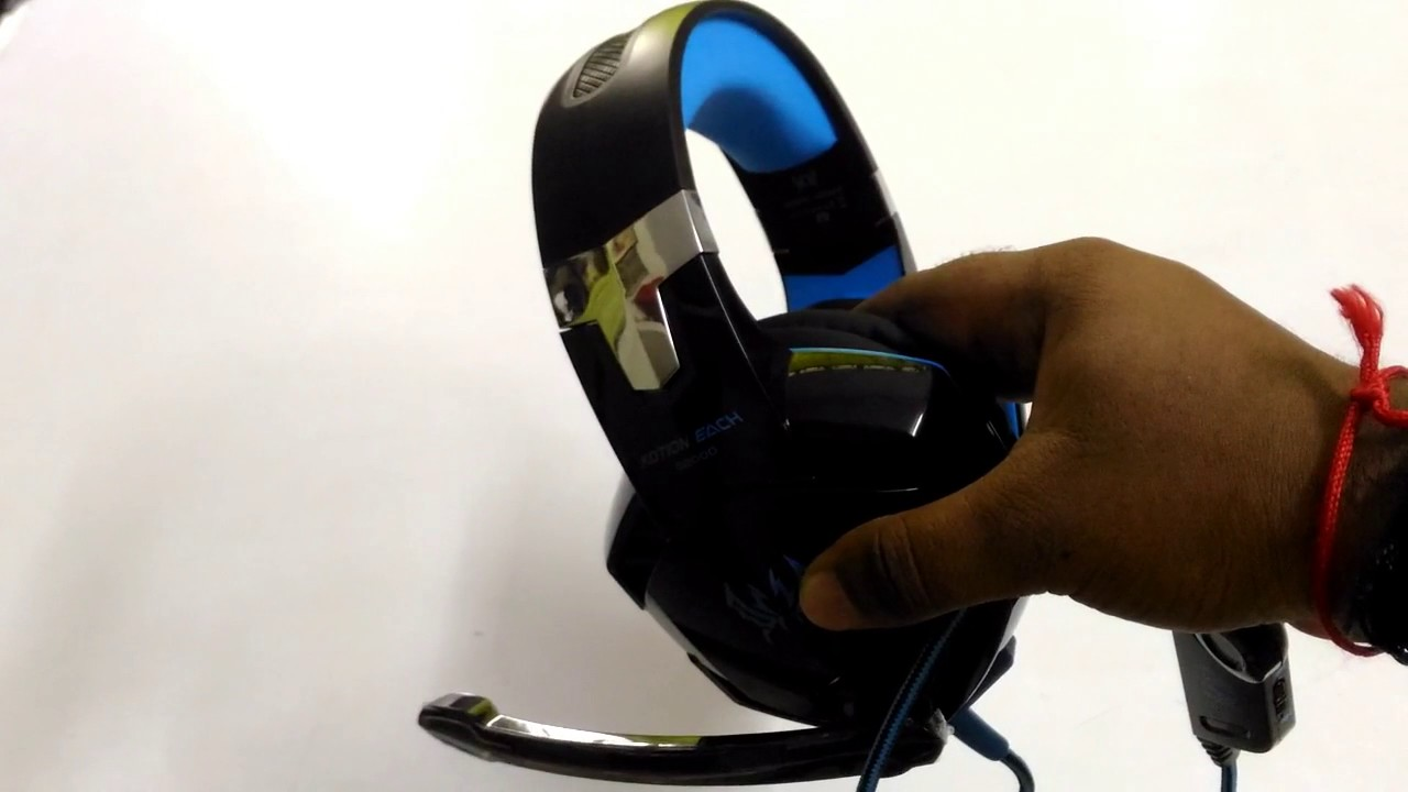 Kotion Each Pro Gaming Headset G2000 Youtube