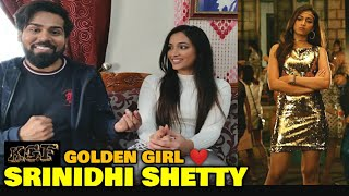 KGF Actress Srinidhi Shetty In Conversation With FilmiFever | Golden Girl | Yash | Bengaluru