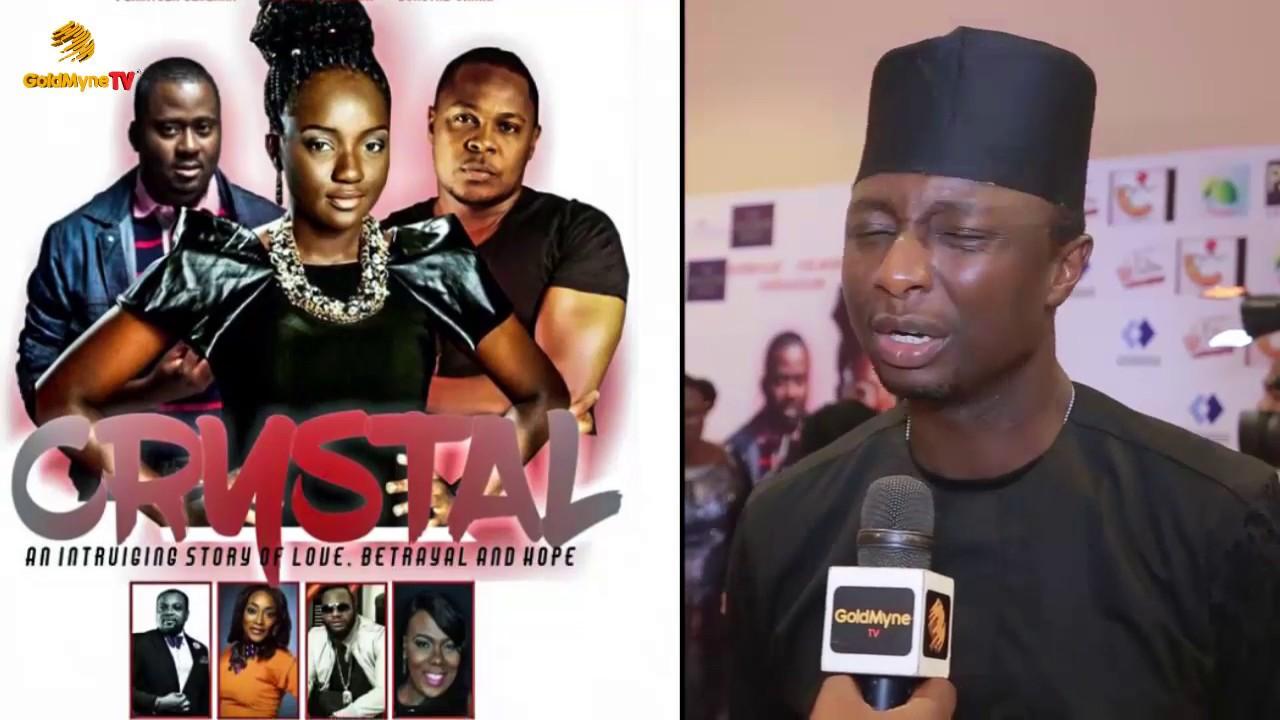Download DESMOND ELLIOT, FEMI JACOB, ARINZE OKONKWO ATTEND THE PREMIERE OF 'CRYSTAL'