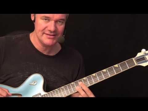 Autumne Leaves Chords - Jazz Guitar Lesson