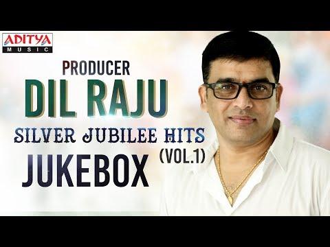 Producer Dil Raju Silver Jubilee Hits Vol.1 Jukebox ♪ ♪