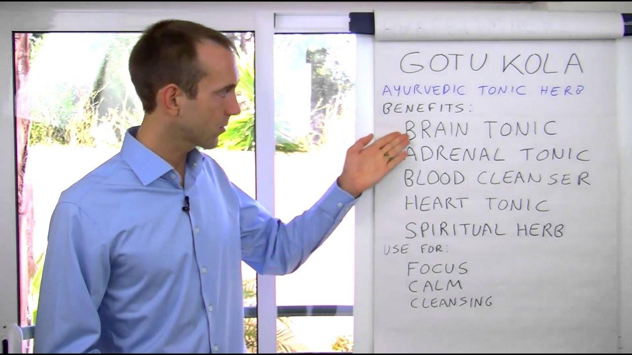 how to use gotu kola