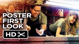 Chef - Poster First Look (2014) - Scarlett Johansson, Robert Downey Jr. Movie HD