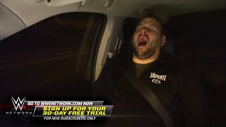 Glimpse into Kevin Owens and Sami Zayn's glamorous life on the road on WWE Ride Along (WWE Network)