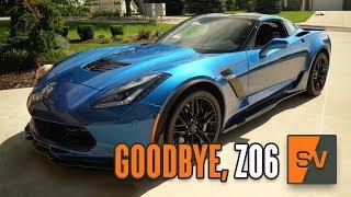 Goodbye to My 2016 Corvette Z06 - C7 Corvette Z06