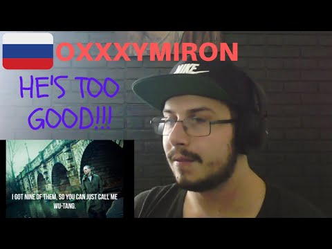 Italian Guy Reacting To OXXXYMIRON - East Mordor [Eng Subs] РУССКИЙ РЭП РЕАКЦИЯ RUSSIAN RAP REACTION