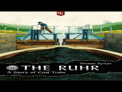 The Ruhr -A story of coal trade