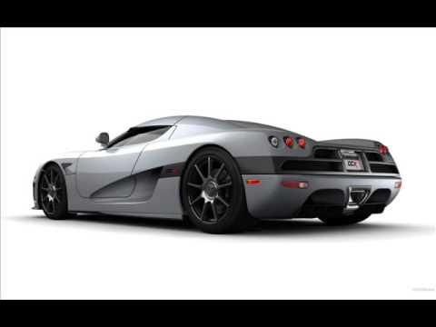 koenigsegg ccx vs. bugatti veyron