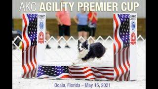 AKC Agility Premier Cup 2021