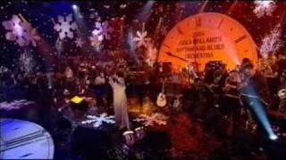 """Dave Swift on Bass with Jools Holland baking Candi Staton """"Stand by Your Man"""""""