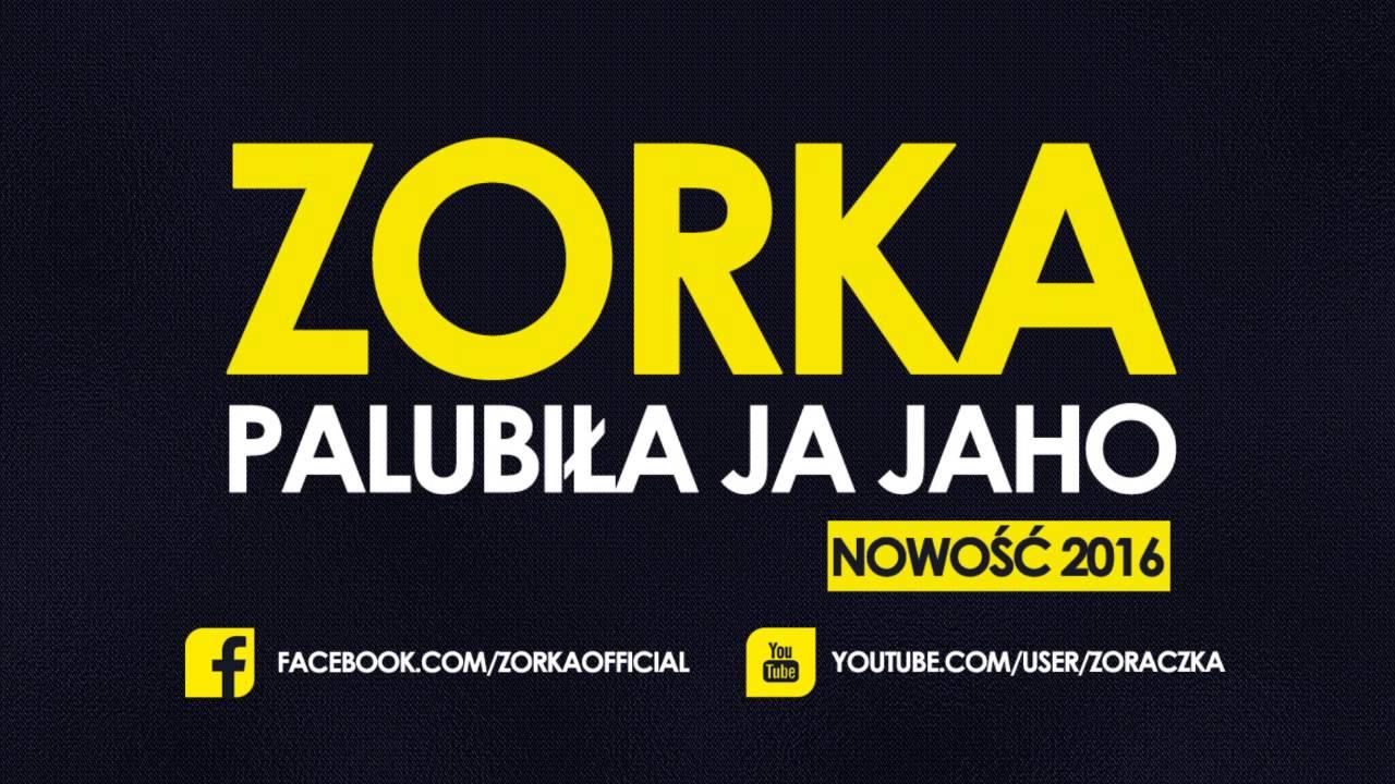 Zorka Palubila Ja Jaho Russian Disco Polo Nowosc 2016 Youtube