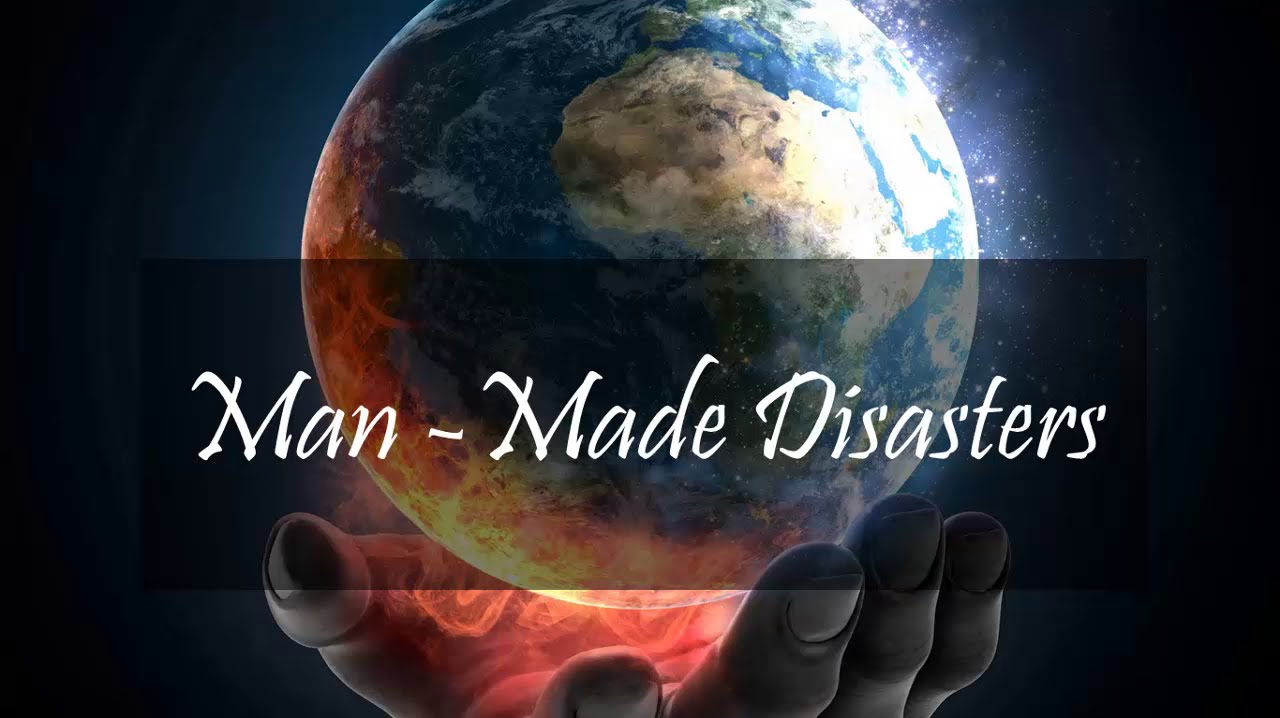 Natural Disasters And Human Causes