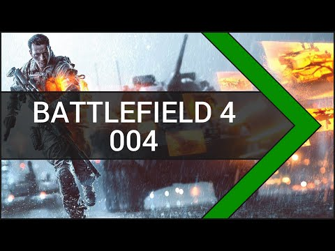 Let's Play Battlefield 4 [Deutsch] #004 Siege of Shanghai 2/2