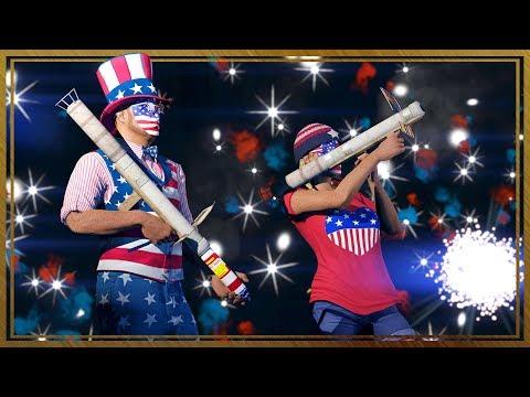 Le Jour de l'Indépendance débarque dans GTA Online