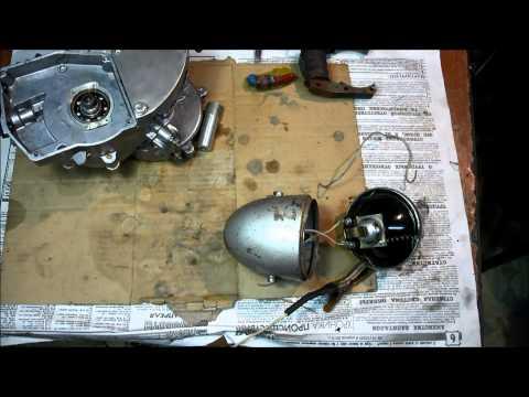 Мощный светодиод для дырчика без изменения проводки и фары  Проект Идеальный Д8