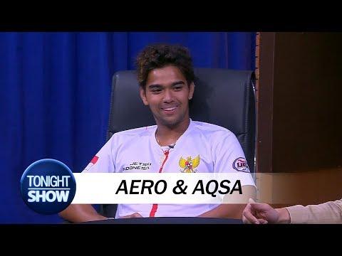 Aero & Aqsa yang Ditantang Desta