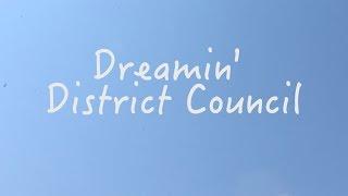 Dreamin' District Council 2016-2017