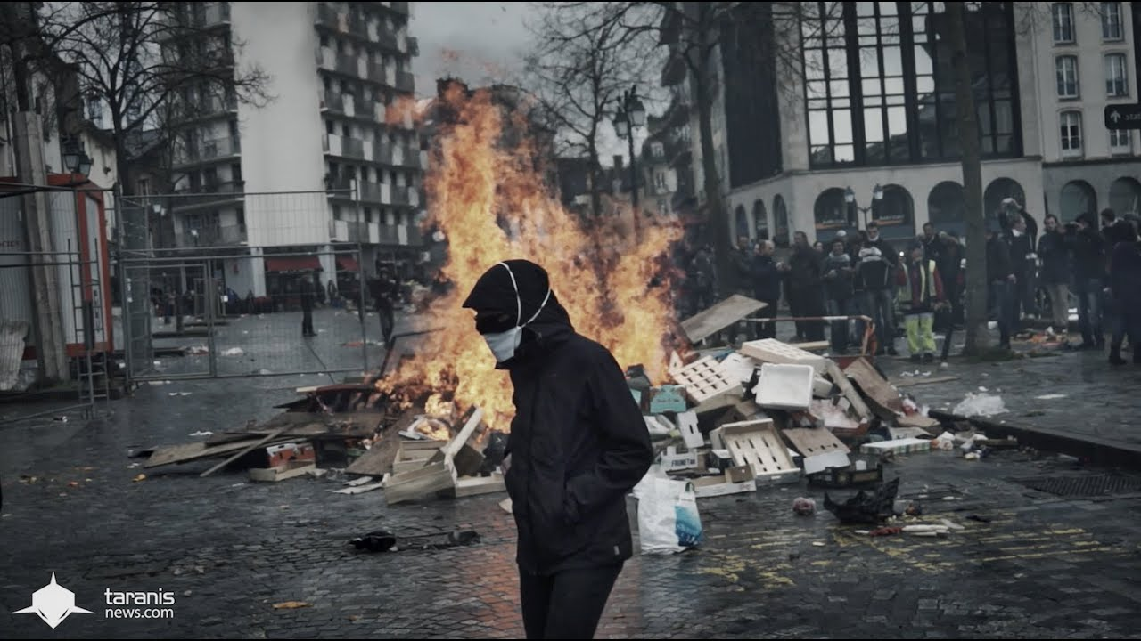 RENNES : LA BATAILLE POUR LE CENTRE-VILLE [DOCUMENTAIRE]