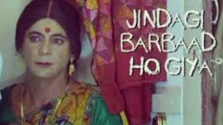 Sunil Grover new funny song Jindagi Barbaad Ho Giya