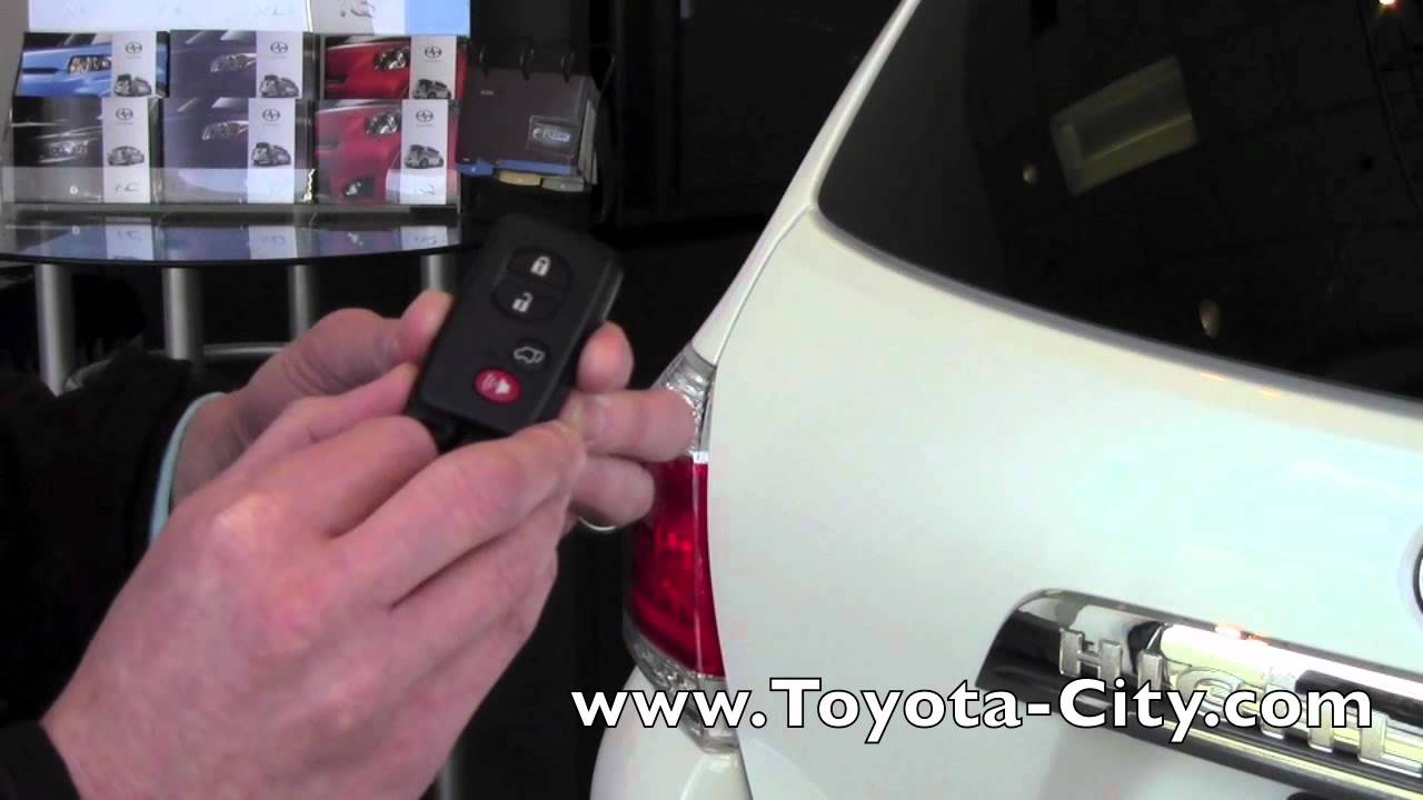 2012 Toyota Highlander Power Rear Lift Gate How To By 2013 Fuse Box Location City Minneapolis Mn Youtube