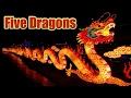Бесплатная музыка скачать бесплатно Five Dragons mp3
