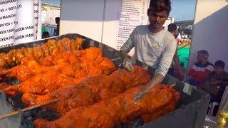 تندوري سيخ كباب | ancient islamicTandoori Seekh Kabab | شارع الطعام