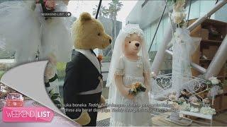 Weekend List - Teddy Bear Museum, Korea