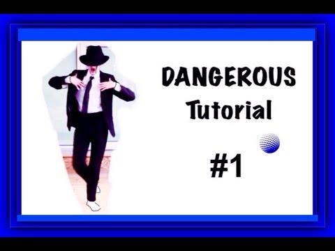 Michael Jackson - DANGEROUS Tutorial #1