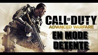 COD Advanced Warfare - Gameplay plein de sanguinaire...   HD 60Fps !