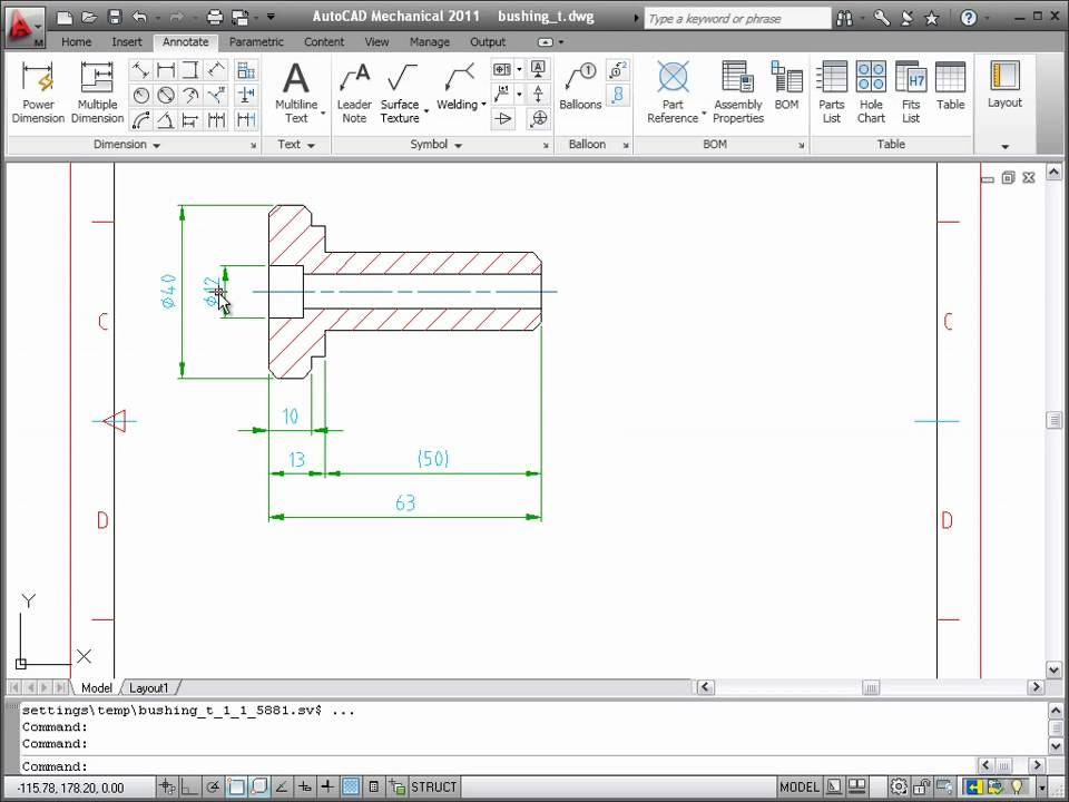 AutoCAD Mechanical - Free download and software reviews - CNET oukeph.me