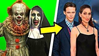 10 Актеров Из Фильмов Ужасов в Реальной Жизни