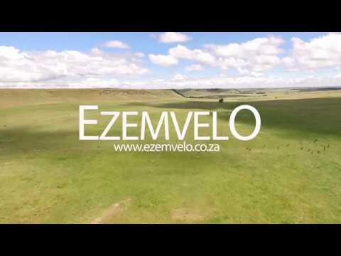 Drone flight over Ezemvelo Nature Reserve, Gauteng, South Africa