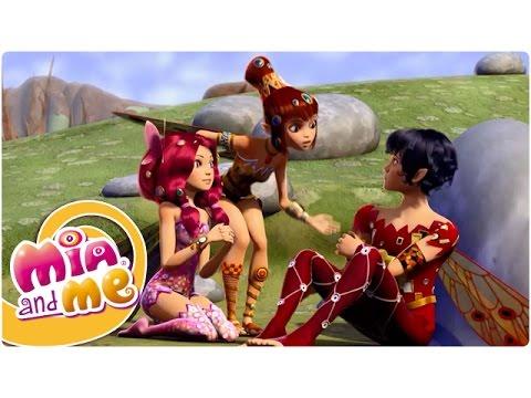 Mia and me - Season 1 Episode 9 - The Elves and the Dragon  (Clip1)