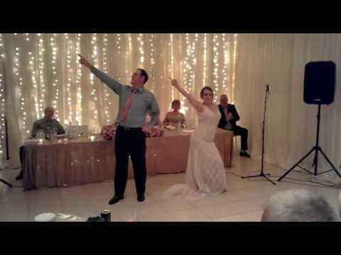 Epic Father Daughter Wedding dance!