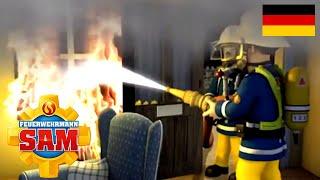 Feuerwehrmann Sam Deutsch Neue Folgen | Helden im Sturm | Kinderfilm