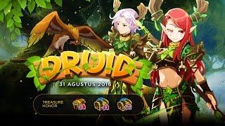 [Lost Saga] New Rare Hero: Druid