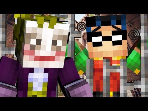 Minecraft: Riddler Mind control - Minecraft roleplay