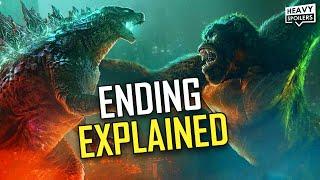 GODZILLA VS KONG Ending Explained | Full Movie Breakdown, Easter Eggs And Spoiler Review | GVK 2021