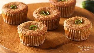 Gambar cover Zucchini Muffins Recipe (Gluten/Grain/Dairy-free, Paleo)