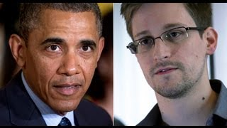 Why Obama and Bush Should be Arrested With Snowden