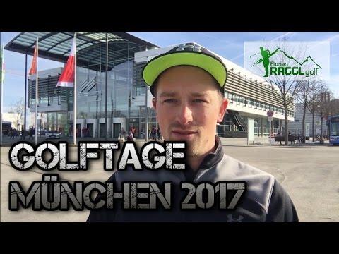 GOLFTAGE MÜNCHEN 2017 - MESSE NEWS