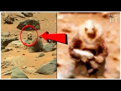 Марс обитаем! Есть фотографии от NASA