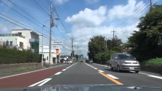 千葉県道180号 松戸原木線 車載動画