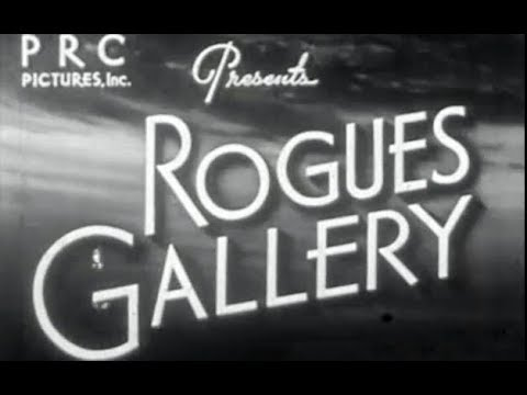 Mystery, Thriller Movie - Rogues Gallery (1944)