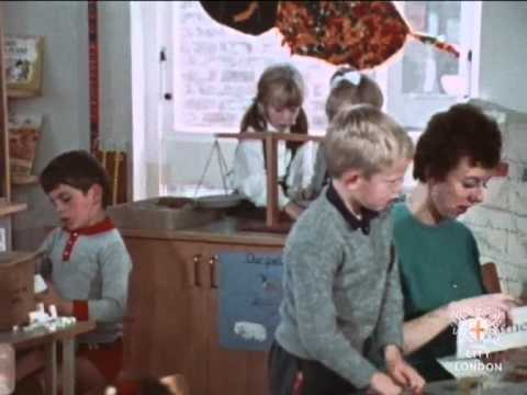 Thamesmead, 1970