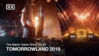 TOMORROWLAND 2019 | The Martin Garrix Show S4.E9