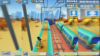 Game Android #1115 Subway Surfers Cairo Android Gameplay