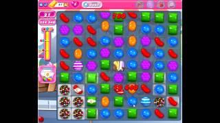Candy Crush Saga level 1157 NO BOOSTERS