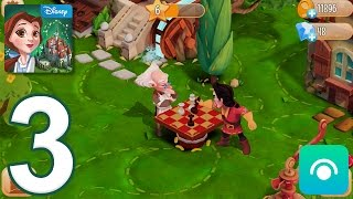 Disney Enchanted Tales - Gameplay Walkthrough Part 3 - Level 6 (iOS, Android)