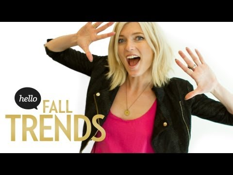 NYFW: Stand Out Fall Fashions | Hello Street Style
